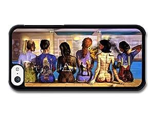 Pink Floyd Rock Band Album Art Women case for iPhone 5C A4495