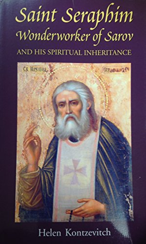 Saint Seraphim Wonderworker of Sarov