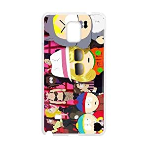 SamSung Galaxy Note4 phone cases White South Park cell phone cases Beautiful gifts TRIJ2783645
