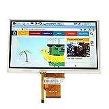 SainSmart 7 Inch TFT Touch Screen LCD Monitor For Raspberry Pi + Driver Board HDMI VGA 2AV