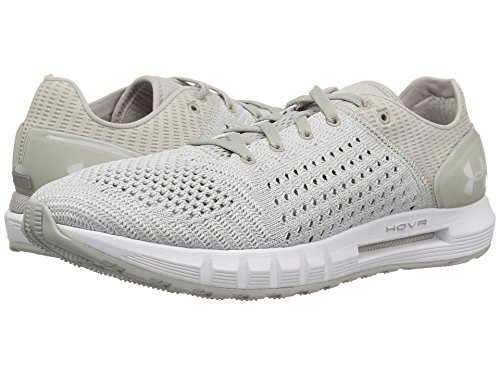対処するカリキュラムティッシュ[UNDER ARMOUR(アンダーアーマー)] レディースランニングシューズ?スニーカー?靴 UA HOVR Sonic White/Ghost Gray/Charcoal 6.5 (23.5cm) B - Medium