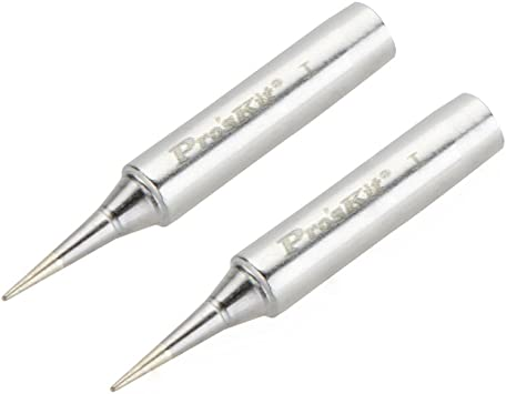 Soldering replacement tips light duty