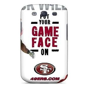 Excellent Design San Francisco 49ers Phone Case For Galaxy S3 Premium Tpu Case