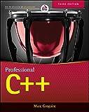 Professional C++, Third Edition
