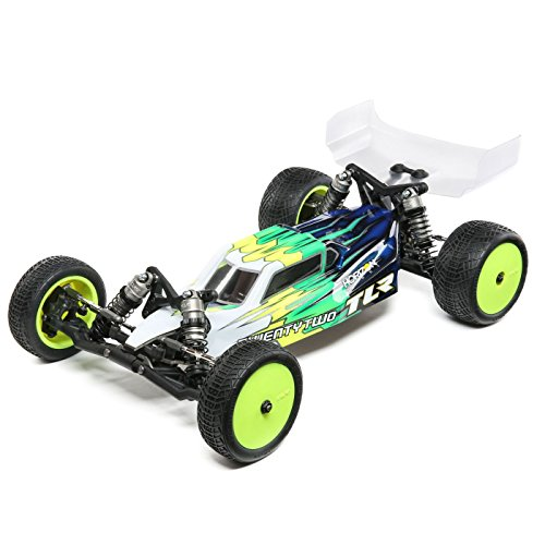 (Team Losi TLR 22 4.0 Sr Race Kit: 1/10 2Wd Spec Buggy)