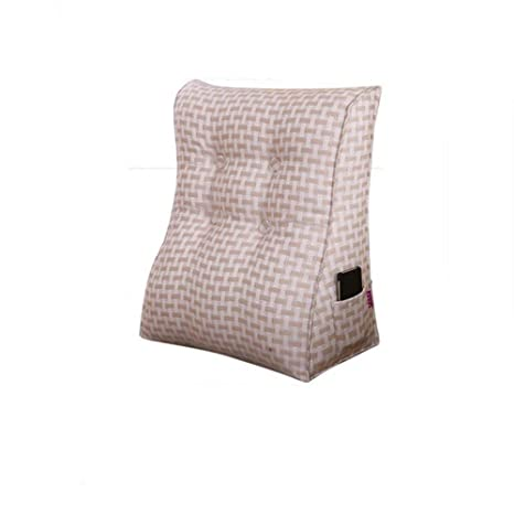Almohada de acento al aire libre Cojín triangular Protector ...