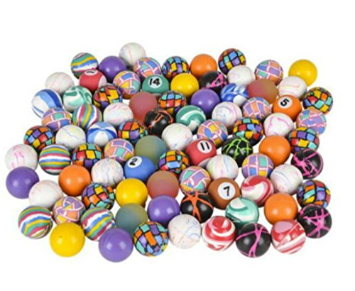 2000 MIXED 27MM SUPERBALLS, HIGH BOUNCE, VENDING BALLS SUPER BOUNCY BEST QUALITY by Unknown (Image #1)