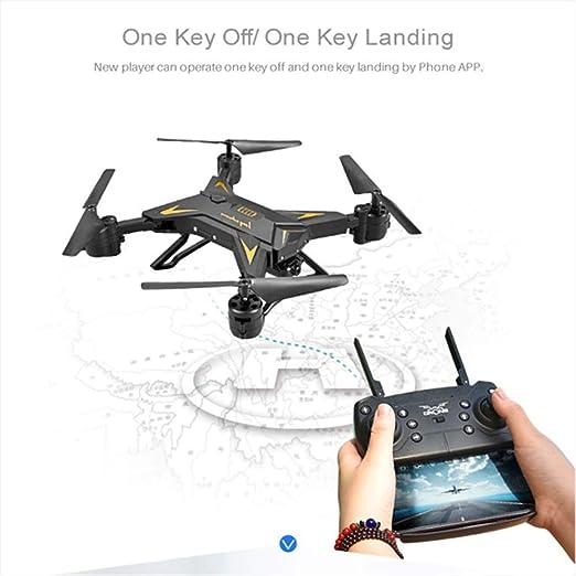 SEXTT Drone con cámara, Drone con 2MP 720P WiFi FPV Cámara HD de ...