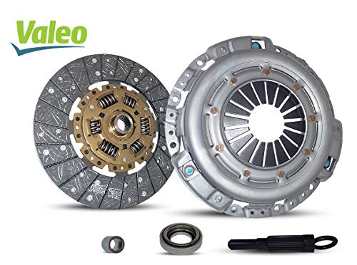 05 Nissan 350z Track - Clutch Kit Valeo works with Infiniti G35 Nissan 350Z Journey Base X Enthusiast Grand Touring Track Performance 2003-2007 3.5L V6 Gas Dohc Naturally Aspirated (Vq35De; 3.5L All Models)