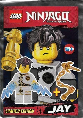 LEGO Ninjago Jay White Kimono with Morning Star Flashes - Limited Edition