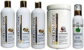 Amazon.com : DOMINICAN MAGIC NOURISHING DEEP FORTIFYING CONDITIONER COMBO KIT 86oz : Hair Care Product Sets : Beauty