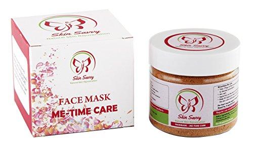 Gram Flour Face Mask For Acne - 1