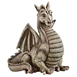 Cheap Collections Etc Winged Pterosaur Mythical Dragon Garden Decor Figurine