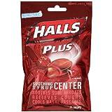 HALLS Cough Drops, Cherry, 25 Count