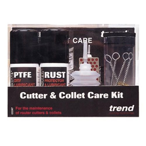 (Trend - Ccc/Kit Cutter & Collet Care Kit)