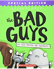 The Bad Guys in Do-You-Think-He-Saurus?! [Idioma Inglés]