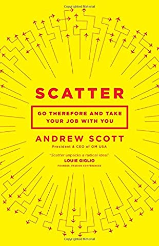 Scatter: Go Therefore and Take Your Job With You (San Diego Mission Model)