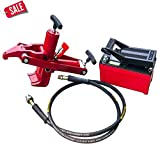 Hydraulic Tire Bead Breaker Agricultural Kit With Foot Pump Durable - Skroutz