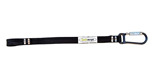 Lockstraps 901 Helmet Lock, Black