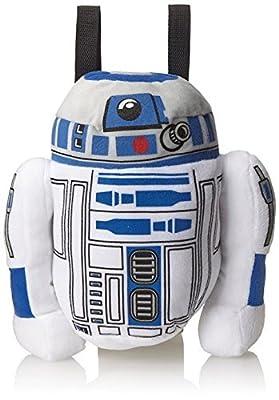 Accessory Innovations Big Boys' Star Wars R2D2 Plush Backpack