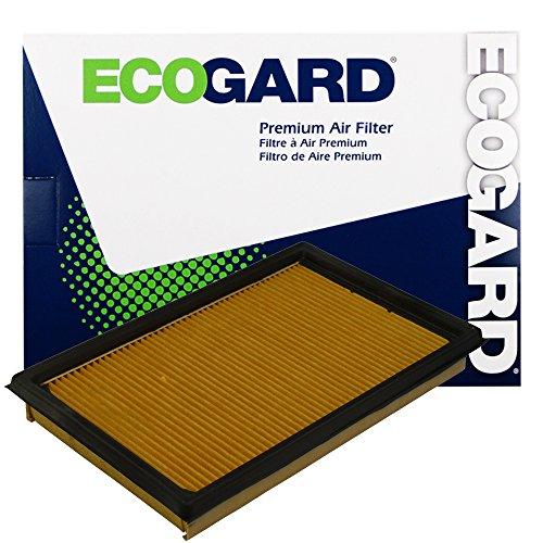 ECOGARD XA5304 Premium Engine Air Filter Fits Mazda Miata