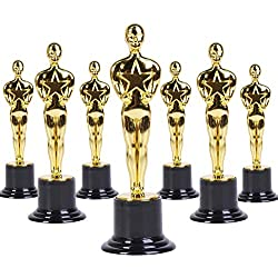 "GiftExpress 6"" Award Trophy, Pack of 12"