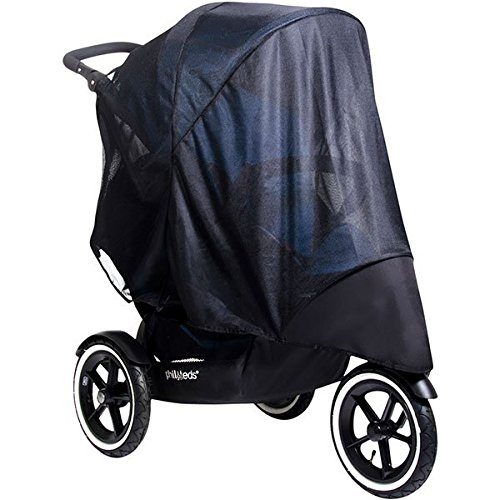 Phil and Teds - Parasol para silla de paseo 3 ruedas Navigator -Doble - {COULEUR}