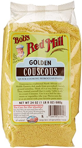 Bobs Red Mill Golden Couscous, 24-ounce