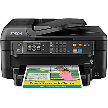 amazon com epson wf 2760 all in one wireless color printer with rh amazon com Epson XP 440 Printer Manual epson printer user manual xp 830