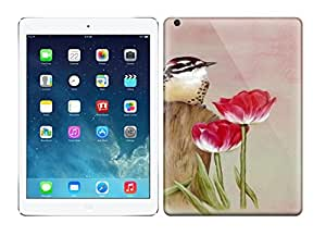 New Fashionable Phone Case Cover Case Specially Made For Ipad Air(peachful Bird)