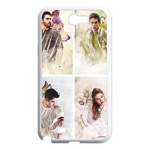 B-G-L2078925 Phone Back Case Customized Art Print Design Hard Shell Protection Samsung Galaxy Note 2 N7100