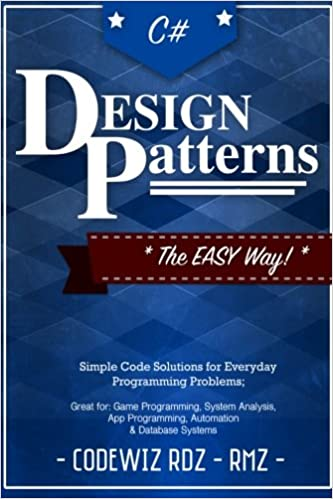 C# Design Patterns Book