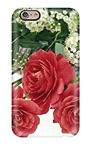 Cute High Quality Iphone 6 Desktop Flowers High Resolution Case by ruishername