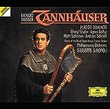 Wagner: Tannhäuser ~ Domingo, Studer, Baltsa, Salminen, A. Schmidt; Sinopoli: more info