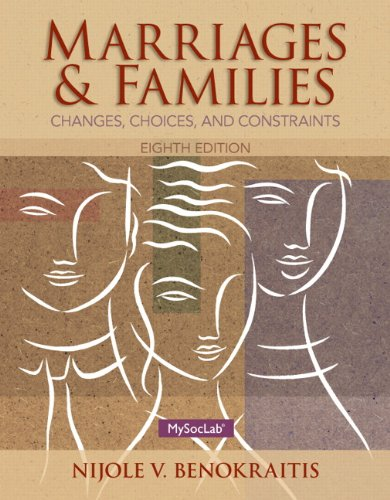 Marriages and Families (8th Edition) cover