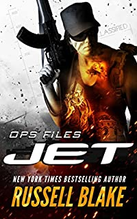 Jet by Russell Blake ebook deal