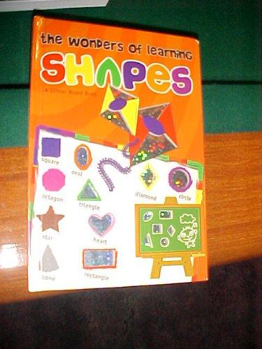 The Wonders of Learning Shapes a Glitter Board Book pdf epub