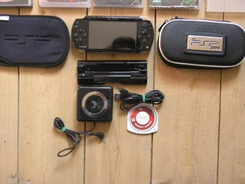 Sony PSP-Val-Pack - Pack Completo de PSP 3 (Incluye Funda y Accesorios): Amazon.es: Informática