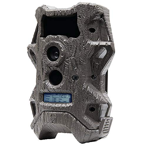 Wildgame Innovations Cloak Pro 12 Lightsout 12MP 720p Game Camera,...