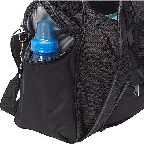 Kalencom Nola Tote Diaper Bag (Navy Feathers) by Kalencom (Image #4)