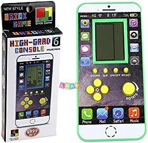 Amazon.es: Portátil Juego Tetris Juguete Electrónico Juego Arcade
