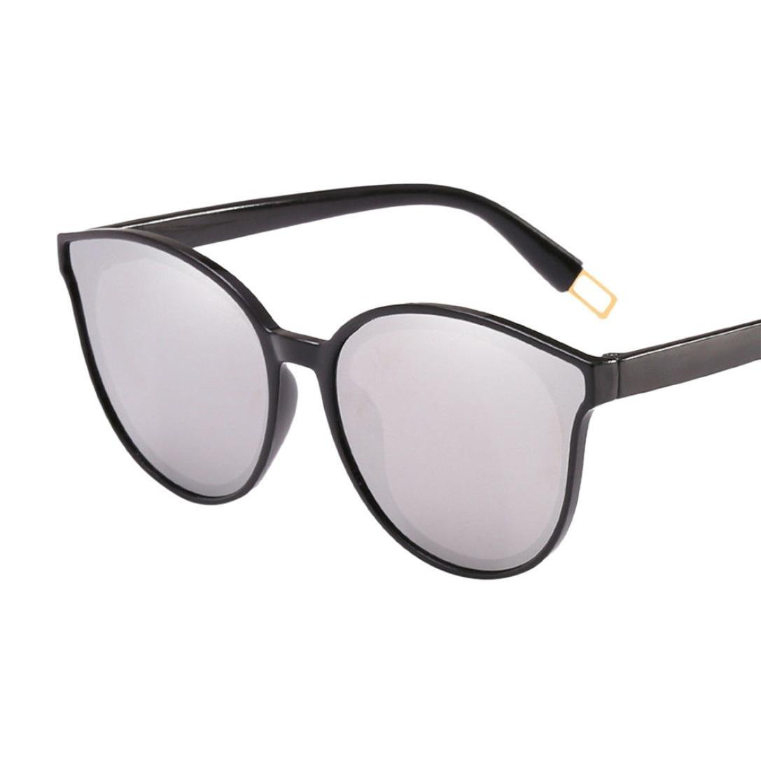 Gafas de sol, gafas de sol con espejo para mujer, de gran tamaño, con venta, manadlian, para verano, Color 1, talla única: Amazon.es: Iluminación