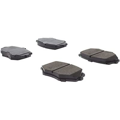StopTech 309.06350 Street Performance Front Brake Pad: Automotive
