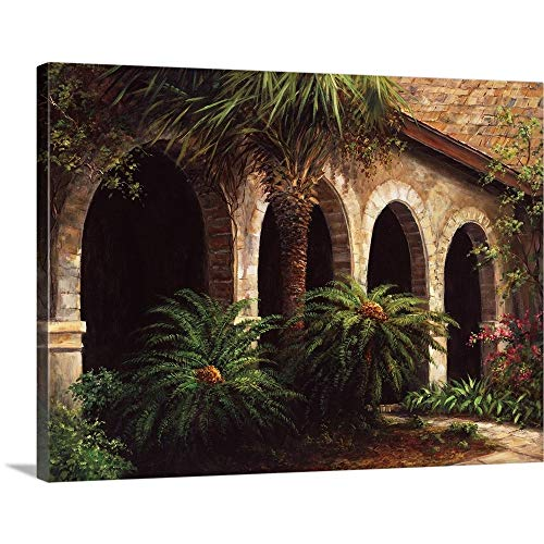 (GREATBIGCANVAS Gallery-Wrapped Canvas Entitled Sago Arches by Art Fronckowiak 40