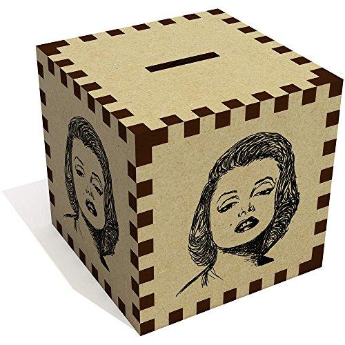 Marilyn Monroe  Money Box   Piggy Bank  Mb00003734