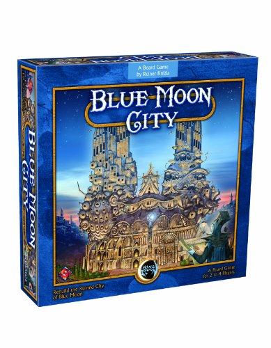 Blue Moon Crystal - Blue Moon: City