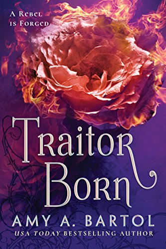 Traitor Born (Secondborn Series Book 2) cover