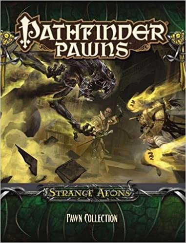 Pathfinder Pawns: Strange Aeons Pawn Collection: Amazon.es: Staff, Paizo: Libros en idiomas extranjeros