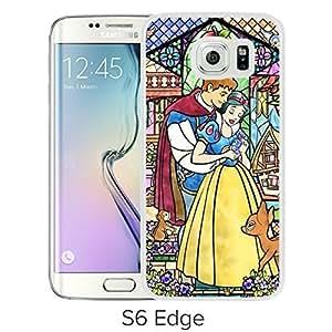 TriPack? Princess Snow White 1 Samsung Galaxy S6 Edge White Phone Case