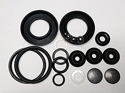 93642 Walker, Lincoln, Hein-Werner Floor Jack 2 Ton Seal Replacement Kit  (All-Series/All Years of Production)